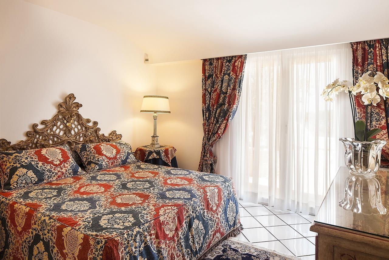 Camera da letto Grand Suite