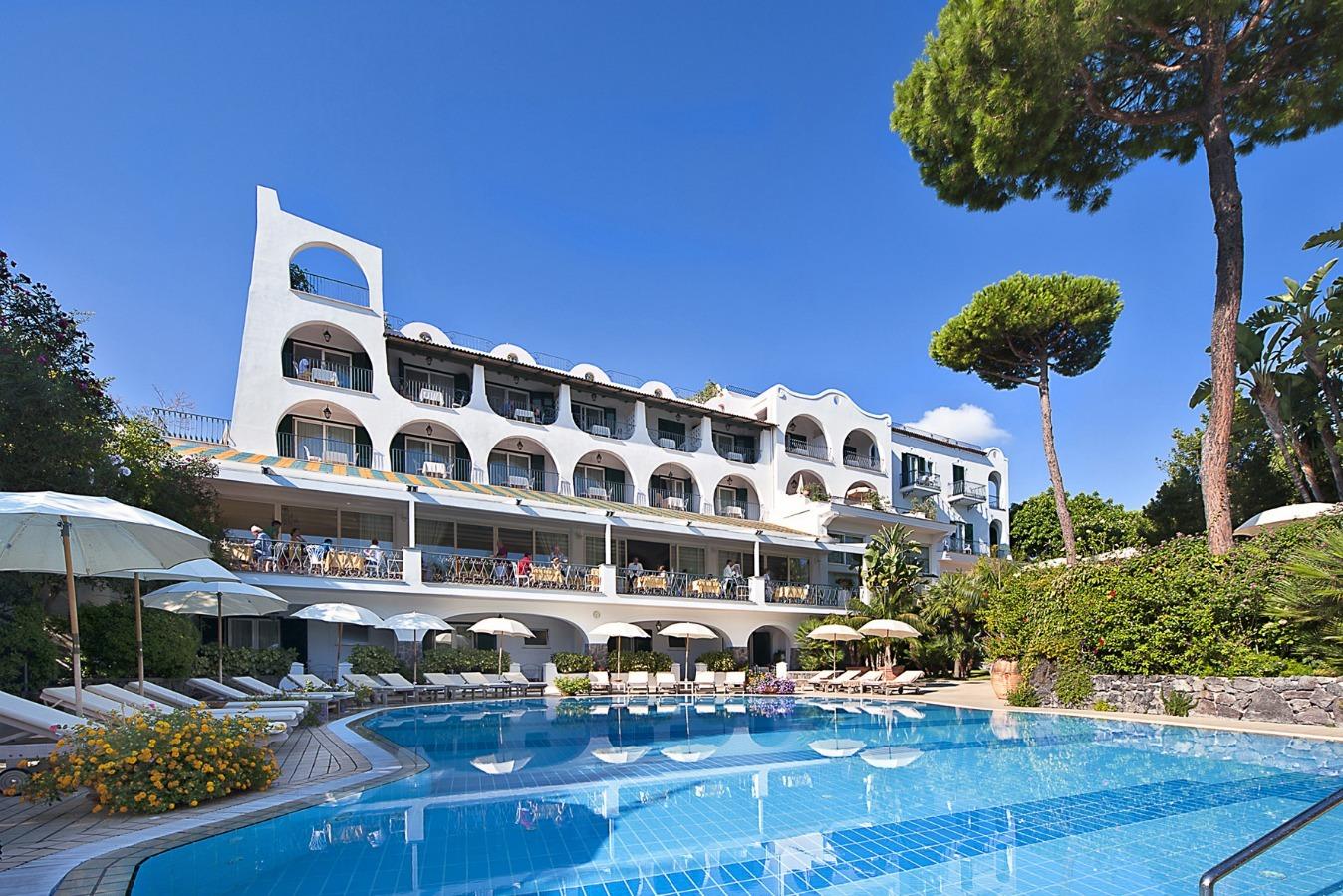 Esterno Hotel Excelsior Belvedere
