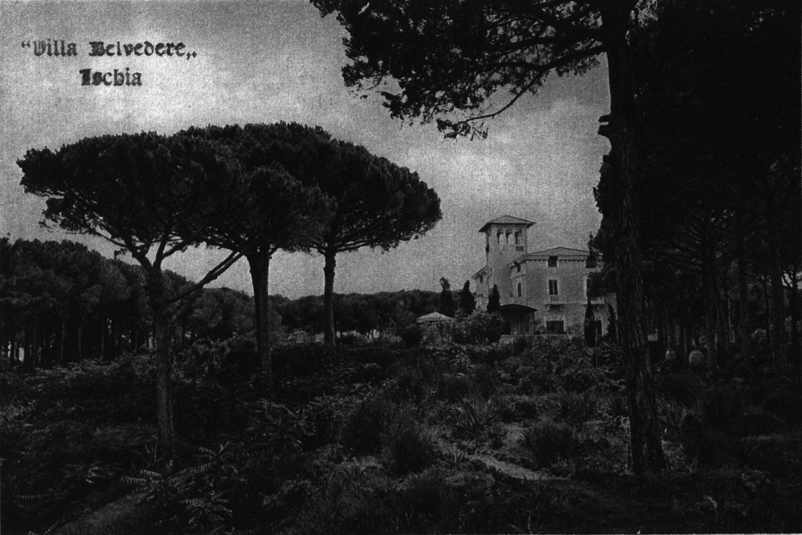 Foto storica Hotel Excelsior